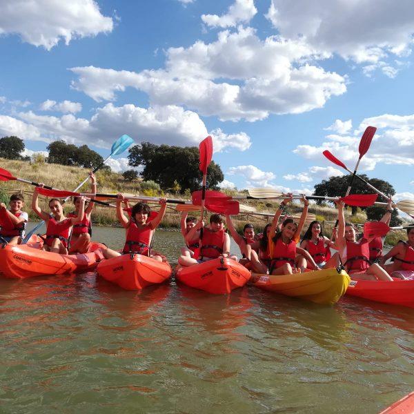 Exterior Kayaks 2