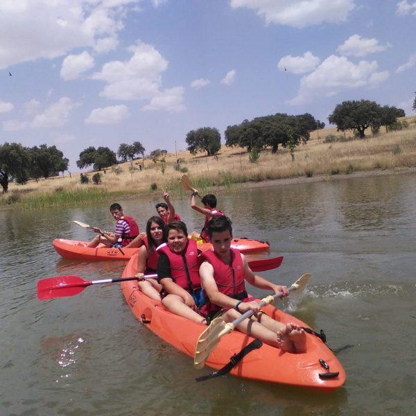 Exterior Kayaks