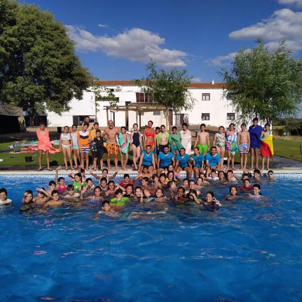 Exterior grupo piscina